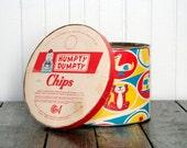 Humpty Dumpty Chip Box