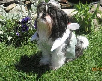 Fairy Dog/Kitten Pet Costume size extra small tiny, medium/large