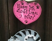 Cat every life should have 9 cats sign country wood crafts pet decor