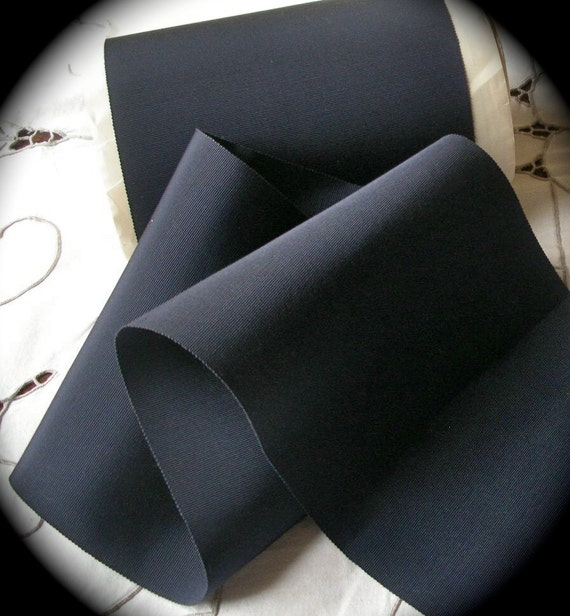 Grosgrain Ribbon 6 5 8 Quot X 1 Yard Of Milinery Rayon Cotton