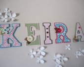 Wood Letters - Cocalo Taffy Theme