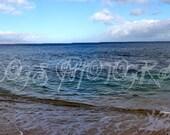 WIDE--Panoramic-MAUI BEACH