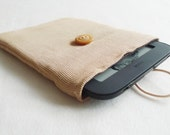 Nook simple touch sleeve HiddenSherlock Beige