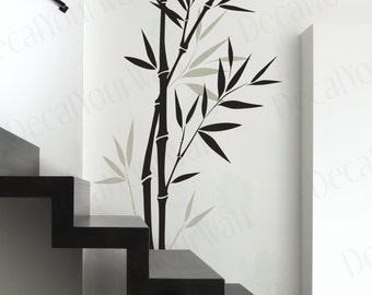 Charmant Bamboo Wall Decal Bedroom Living Room Nursery Wall Art Vinyl Stickers Tree  Branch Decals Sticker Japanese