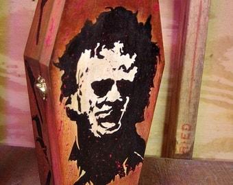 Texas ChainSaw Massacre Coffin Jewelry Box