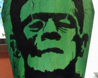Frankenstein Coffin Jewlery Box