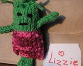 Lizzie, a Little Gremlin Troll Dude