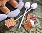 Life Size S'mores Set  (Made to Order)