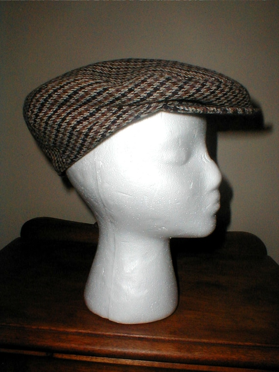 Vintage Newsboy Cap for sale Only 4 left at -65