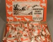 Barnyard Cooky Cutters