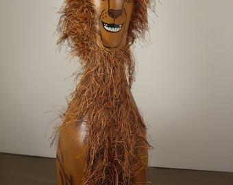 Lion Bowling Pin