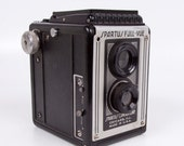 Spartus Full-Vue Camera Vintage