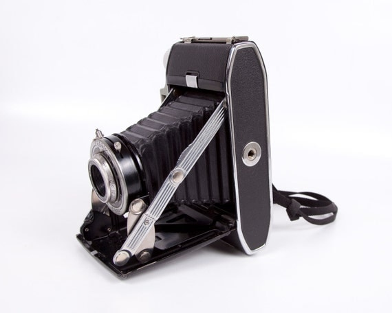 Vintage Kodak Tourist II Folding Camera