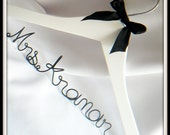 Bridal Name Hanger, Personalized & Customized For You