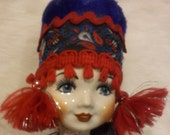 Vintage Russian Doll c.1970