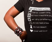 Natural Hair Shirt - Laundry List of Love