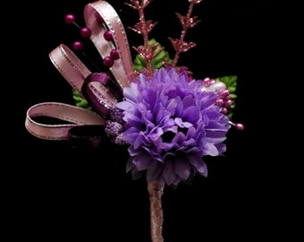 Boutonniere - Whimsical Romance