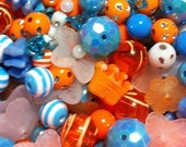 275 ct Finding Nemo Bead Assortment 24 Type Disney Jewelry Bead Mix (BX-NEMO)