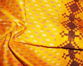 vintage sari scraps 8