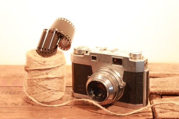 Taron Rangefinder Film Camera