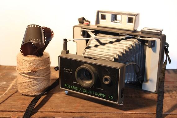 Polaroid Land Camera: Countdown 70