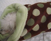 Snuggie Sac and Travel Bed Xtra Warm
