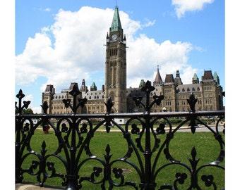 Parliment, Ottawa Ontario,Photo Print