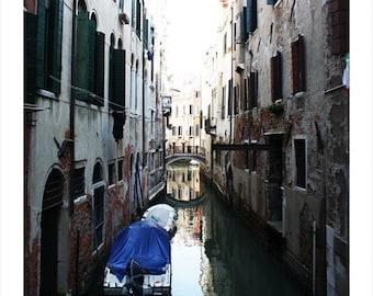Canal 4, Venice Italy Photo Print