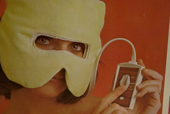 Sunbeam Electric Sinus Mask 47