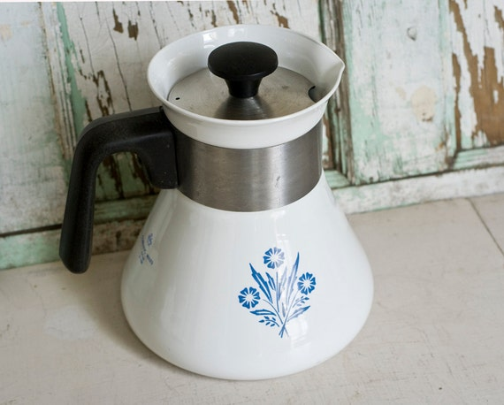 Corning Ware Coffee Pot, Drip Brewing
