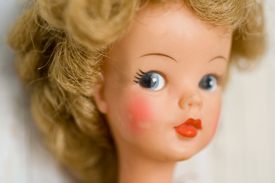 1962 Tammy Doll By Ideal Bs 12 3