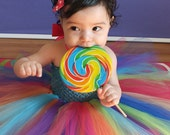Sweet Candy Land Tutu dress
