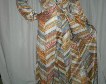 1970s trouser suit size 6