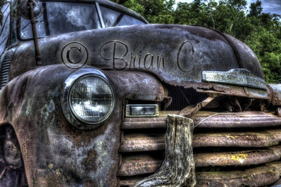 Forgotten Chevy