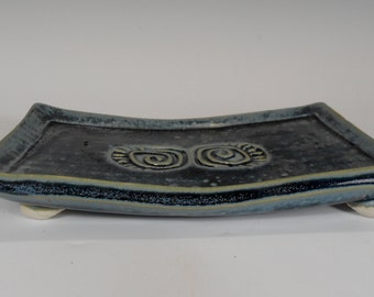 Serving Tray (ot002) , small pottery plate by Nansee New, Casa Luz