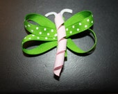 Dragonfly Clippie//Bug Clippie// Bug Clip//Spring and Summer clip
