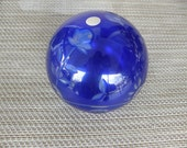 Paperweight Cobalt Blue MAgnificent