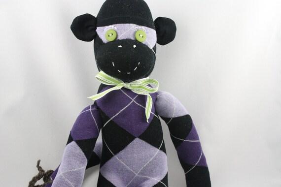 Leroy the Sock Monkey