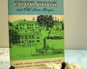 Vintage Southern Cook Book, circa. 1960s or Earlier