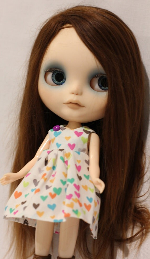Dress for Blythe - Little Hearts