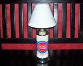 vintage detroit pistons lamp