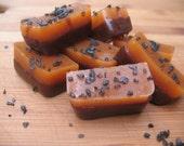 Vegan Organic Halloween Caramels -- OCTOBER ONLY