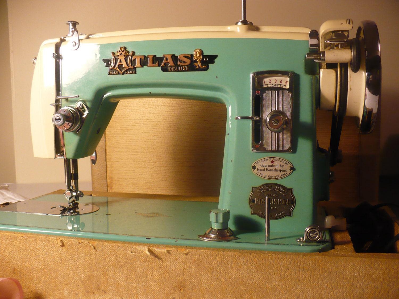 precision sewing machine company