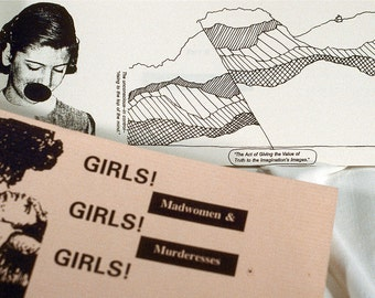 GIRLS GIRLS GIRLS-  Madwomen and Murderesses