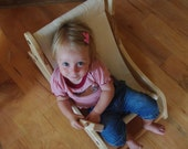Modern Childrens Rocking Chair