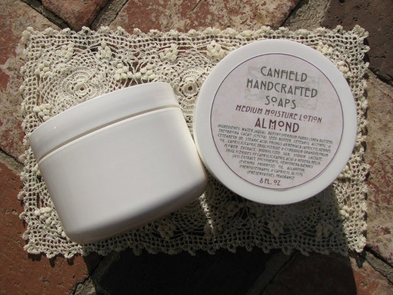 Shea and Cocoa Butter lotion - 8 oz. - Made and Fragranced to order