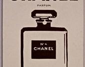 Chanel Perfume Pop Art (Chanel No. 5)