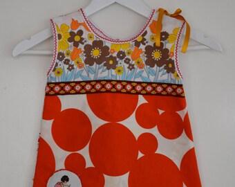 Pinafore dress/tunic CARLA