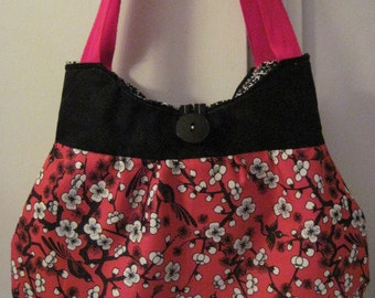 Japanese Tote by LMV Designs