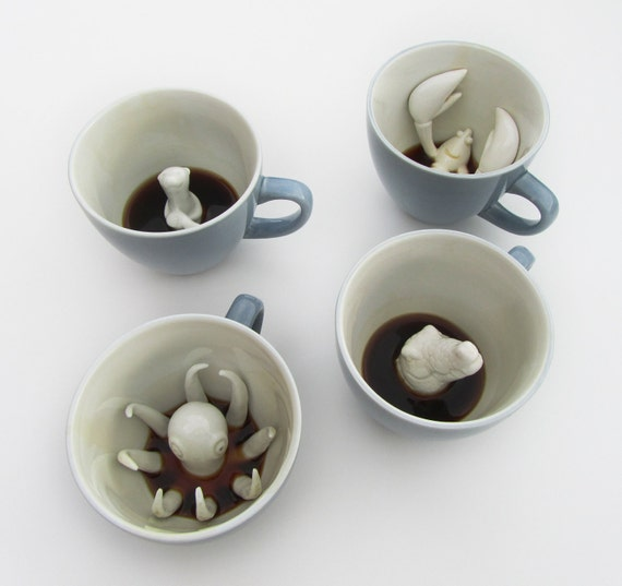 Creature Cup Set